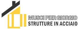 Musci Piergiorgio – Strutture in acciaio Logo